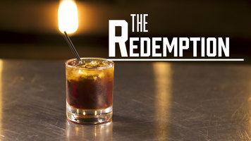 How to Make the Redemption Cocktail