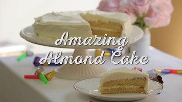 Bob's Red Mill: Almond Cake