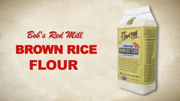 Bob's Red Mill: Brown Rice Flour