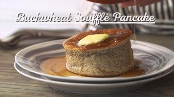 Bob's Red Mill: Buckwheat Soufflé Pancakes