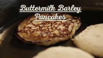 Bob's Red Mill: Buttermilk Barley Pancakes