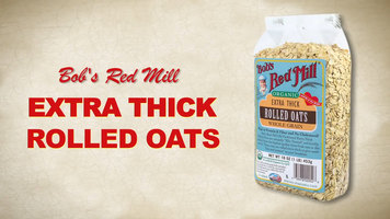 Bob's Red Mill: Extra Thick Rolled Oats