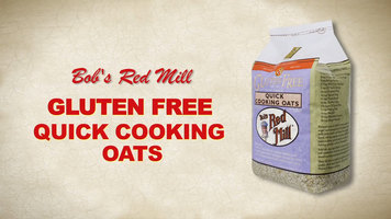Bob's Red Mill: Gluten Free Quick Cooking Oats