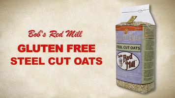 Bob's Red Mill: Gluten Free Steel Cut Oats