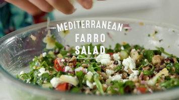 Bob's Red Mill: Mediterranean Farro Salad