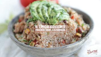 Bob's Red Mill: Mexican Quinoa Salad