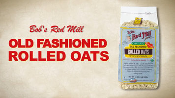 Bob's Red Mill: Old Fashioned Rolled Oats