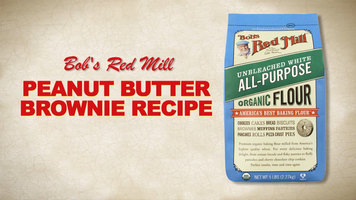 Bob's Red Mill: Peanut Butter Brownie