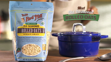 Bob's Red Mill: How to Cook Rolled Oats