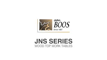 Boos Block | JNS Series Wood Top Work Tables