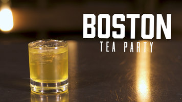How to Make Boston Tea Party Punch