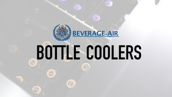 Beverage Air Bottle Coolers