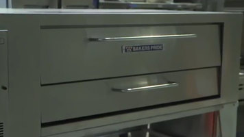 Bakers Pride Deck Ovens