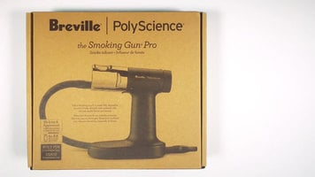 Breville PolyScience Smoking Gun Assembly