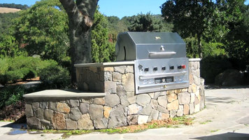 Crown Verity Built In Outdoor BBQ Grills