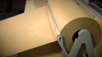 Bulman A500, A501, A502, A503 Paper Cutter Assembly