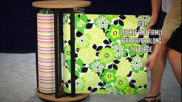 Bulman R1499 Revolving Suzy Rack
