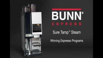 Bunn Winning Espresso Programs