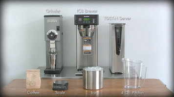 How to Brew in the Bunn ICB Coffee Brewer