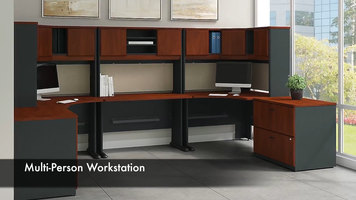 Bush Furniture Workplace Collection Series A