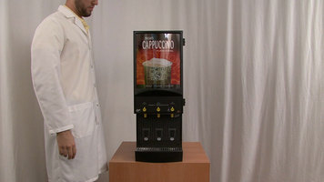 How to Use a Curtis Cappuccino Machine