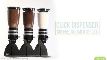 Cal-Mil Click Dispenser