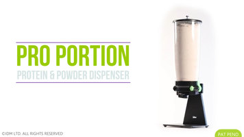 Cal-Mil Pro Portion Powder Dispenser