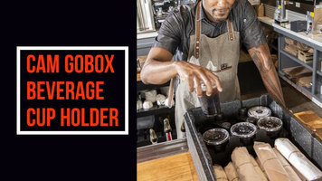 Cambro Cam GoBox Beverage Holders