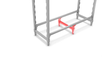 Cambro Camshelving Premium Series: Dunnage Stand