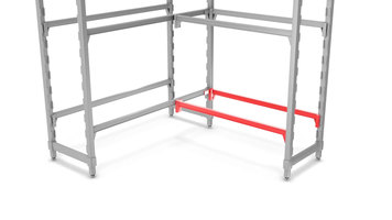 Cambro Camshelving® Premium Series: Traverse Fence