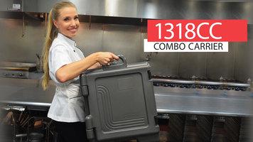 Cambro 13188CC Combo Carrier