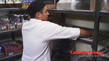 Cambro Camshelving® Elements Series