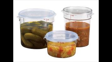 Cambro Food Storage Solutions