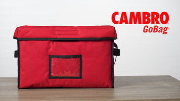 Cambro Delivery Go Bags