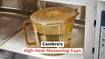 Cambro High Heat Measuring Cups