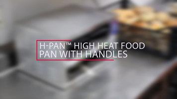 Cambro H-Pan Food Pan with Handles