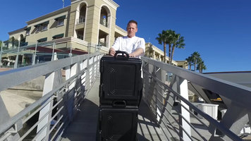Cambro UPC300 Food Transporter at Balboa Bay Club