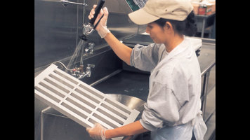 Cambro Camshelving® Cleaning