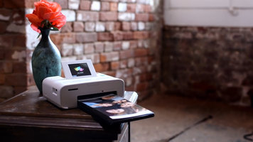 Canon SELPHY Wireless Photo Printer
