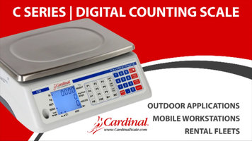 Cardinal Detecto C Series Scales
