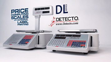 Cardinal Detecto DL Series Scales: Standard and Special Weighting