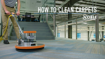 How to Clean Carpets with Noble Chemicals