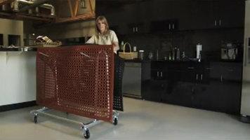 Cleaning a Cactus Mat Kitchen Mat