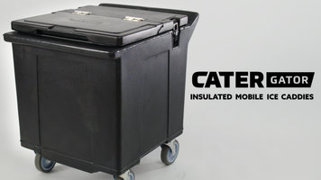 CaterGator Mobile Ice Caddies