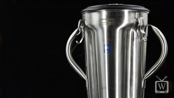 Waring CB15 Stainless Steel Top Food Blender