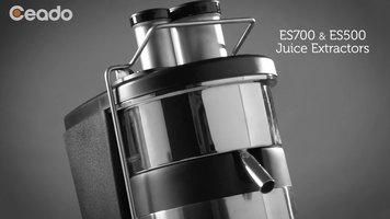 Ceado ES500 & ES700 Juice Extractors