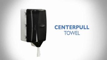 San Jamar Centerpull Towel Dispensers