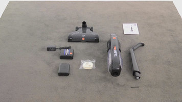 How to Assemble the Hoover Task Vac Cordless Upright Vacuum Cleaner