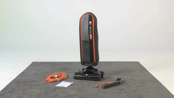 How to Assemble the Hoover Hush Tone Lite Vacuum Cleaner
