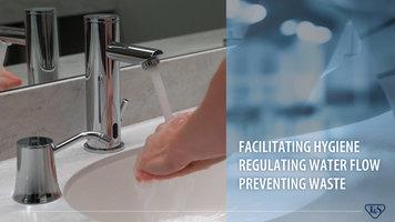 T&S Chekpoint Sensor Faucet Series